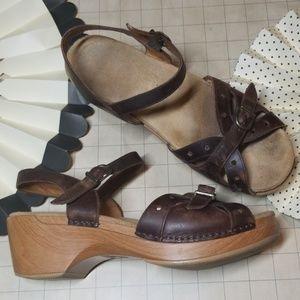 Dansko Clogs Sandals size 40